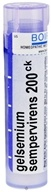Boiron - Gelsemium Sempervirens 200 CK - 80 Pellets, from category: Homeopathy