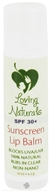 Loving Naturals - 100% Organic Lip Balm Birch Beer - 0.16 oz.