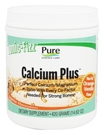 Pure Essence Labs - Calcium Plus Orange-Vanilla Flavor - 14.82 oz.