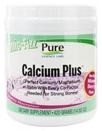 Pure Essence Labs - Ionic-Fizz Calcium Plus Mixed Berry Flavor - 14.82 oz.