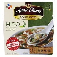 Annie Chun's - Soup Bowl Miso - 5.4 oz., from category: Health Foods