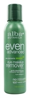 Alba Botanica - Natural Even Advanced Sea Elements Eye Makeup Remover - 4 oz. (724742003050)