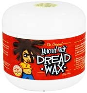 Image of Knotty Boy - Dread Wax Light Hair - 4 oz.