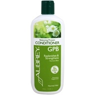 Aubrey Organics - GPB Glycogen Protein Balancing Conditioner Rosemary Peppermint - 11 oz.