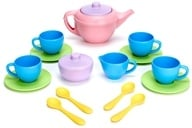 Green Toys - Tea Set Ages 2+ (793573454256)