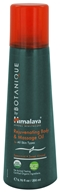 Image of Organique by Himalaya - Massage Oil Rejuvenating Patchouli & Sweet Almond - 6.8 oz.