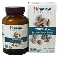 Image of Himalaya Herbal Healthcare - Triphala Digestive Support - 60 Caplets