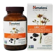 Himalaya Herbal Healthcare - UriCare Cystone for Urinary Support - 120 Vegetarian Capsules (605069002011)