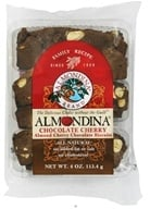 Almondina - Chocolate Cherry Almond Cherry Chocolate Biscuits - 4 oz. by Almondina