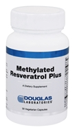 Methylated Resveratrol Plus - 30 Vegetarian Capsules