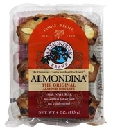 Almondina - The Original Almond Biscuits - 4 oz., from category: Health Foods