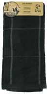 Kane Industries - Bamboo Box Sheared Kitchen Towel Black (072724207553)