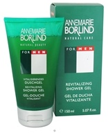 Borlind of Germany - Annemarie Borlind Natural Care For Men Revitalizing Shower Gel - 5.07 oz. CLEARANCE PRICED by Borlind of Germany