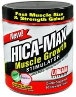 Labrada - Hica-Max Muscle Growth Stimulator - 90 Chewable Tablets by Labrada