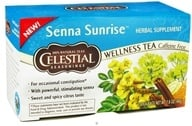 Image of Celestial Seasonings - Senna Sunrise Wellness Tea - 20 Tea Bags
