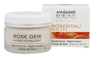 Borlind of Germany - Annemarie Borlind Rose Dew Hydro Stimulant Night Cream - 1.69 oz.