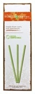 World Centric - Compostable Straws - 50 Count (814669010788)
