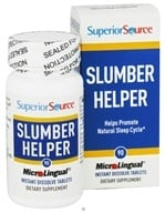 Superior Source - Slumber Helper Instant Dissolve - 90 Tablets by Superior Source
