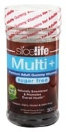 Hero Nutritional Products - Slice of Life Multi+ Sugar Free Adult Gummy Vitamins - 30 Gummies (613098834572)