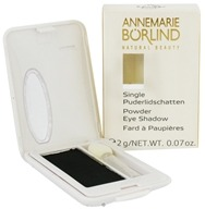 Borlind of Germany - Annemarie Borlind Natural Beauty Powder Eye Shadow Black 19 - 0.07 oz. CLEARANCE PRICED, from category: Personal Care