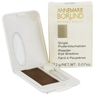 Image of Borlind of Germany - Annemarie Borlind Natural Beauty Powder Eye Shadow Mocha 29 - 0.07 oz. CLEARANCE PRICED