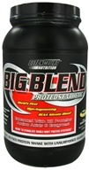 Betancourt Nutrition - Big Blend Proteosynthetic French Vanilla - 2.47 oz. DAILY DEAL