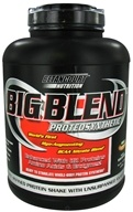 Betancourt Nutrition - Big Blend Proteosynthetic Vanilla Cappuccino - 4.25 lbs. DAILY DEAL