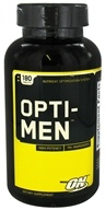 Image of Optimum Nutrition - Opti-Men Multiple Vitamin - 180 Tablets