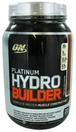 Optimum Nutrition - Platinum Hydro Builder Chocolate Shake - 2.29 lbs., from category: Sports Nutrition