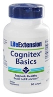 Life Extension - Cognitex Basics - 60 Softgels by Life Extension