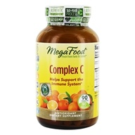 MegaFood - DailyFoods Complex C Organic Bioflavonoid Complex - 90 Vegetarian Tablets, from category: Vitamins & Minerals