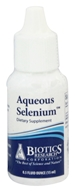 Biotics Research - Aqueous Selenium - 0.5 oz., from category: Professional Supplements