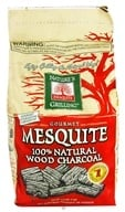 Nature's Grilling Products - 100% Natural Wood Charcoal Gourmet Mesquite - 6.6 lbs. (878883002417)