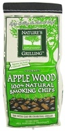 Nature's Grilling Products - 100% Natural Smoking Chips Gourmet Applewood - 2 lbs.