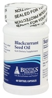 Image of Biotics Research - Blackcurrant Seed Oil GLA - 60 Capsules