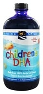Nordic Naturals - Children's DHA Liquid Strawberry - 16 oz.
