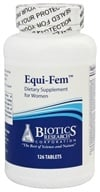 Biotics Research - Equi-Fem for Women - 126 Tablet(s) (055146053050)