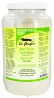 Dr. Goodpet - Outside Flea Relief Non-Toxic Yard Spray - 1.5 lbs.