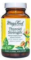 MegaFood - Therapeutix Thyroid Strength - 90 Vegetarian Tablets