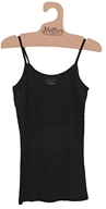 Image of Maggie's Organics - Camisole Medium Black - CLEARANCE PRICED