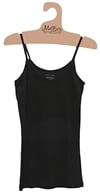 Image of Maggie's Organics - Camisole Large Black - CLEARANCE PRICED