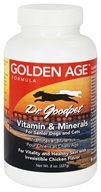 Dr. Goodpet - Golden Age Formula Vitamins & Minerals for Senior Dogs and Cats - 8 oz.