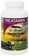 Dr. Goodpet - Treatamin Vitamin Treats For Dogs & Cats - 180 Tablets - $11.79