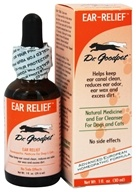 Dr. Goodpet - Ear Relief Homeopathic Formula For Dogs & Cats - 1 oz. by Dr. Goodpet