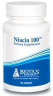 Biotics Research - Niacin 100 - 150 Capsules