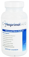 Image of Arthur Andrew Medical - Neprinol Advanced Fibrin Defense 500 mg. - 150 Capsules