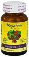 MegaFood - Therapeutix Vision Strength - 30 Vegetarian Tablets, from category: Nutritional Supplements