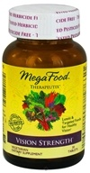 Image of MegaFood - Therapeutix Vision Strength - 30 Vegetarian Tablets