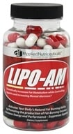 Applied Nutriceuticals - Lipotrophin-AM Daytime Metabolic Booster 600 mg. - 120 Capsules (094922647566)