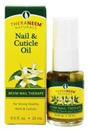 Organix South - Theraneem Organix Nail & Cuticle Oil - 0.5 oz. (666183879651)